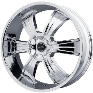 "American Racing AR894 Wheel with Chrome Finish (22x9""/5x5"") Automotive"
