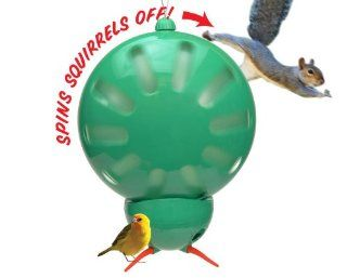 Anti Squirrel Bird Feeder  Wild Bird Feeders  Patio, Lawn & Garden