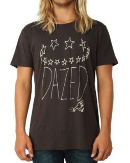 Rhythm Dazed Tee Men's Small Black at  Men�s Clothing store Fashion T Shirts