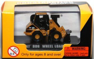 construction mini's (cat 906 wheel loader) Toys & Games