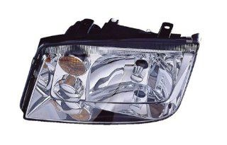 Volkswagen Jetta Replacement Headlight Assembly (with Fog Light)   1 Pair Automotive