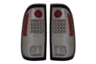 Ford F 250 Smoke LED Tail Lights Automotive