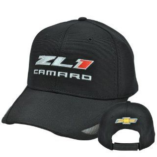 ZL1 Camaro General Motors GM Car Chevy Chevrolet Constructed Licensed Hat Cap  Sports Fan Novelty Headwear  Sports & Outdoors