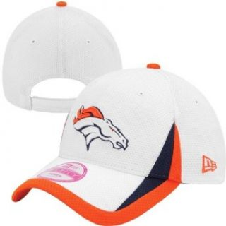 NFL Denver Broncos Women's Training 940 Adjustable Cap  Sports Fan Baseball Caps  Clothing