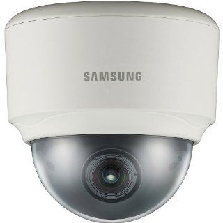 Samsung Techwin SND 7082F FHD Progressive Technology Enhanced Networkl Dome Camera (Flush Type)  Security Camera  Camera & Photo