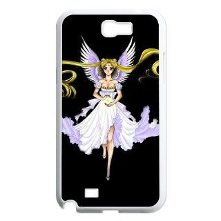 FashionFollower Personalize Hot Anime Series Sailor Moon Fantastic Phone Case Suitable For Samsung Galaxy Note 2 NoteWN40902 Cell Phones & Accessories