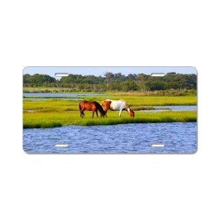 Julie Anns Photography Wild Horse Aluminum License Plate  Other Products