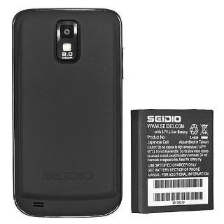Seidio Innocell Samsung Galaxy S2 SGH T989 Extended Replacement Battery / Door for T Mobile Version Cell Phones & Accessories