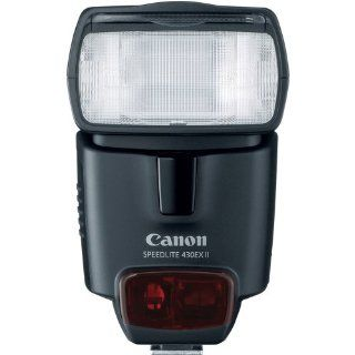 Canon Speedlite 430EX II Flash for Canon Digital SLR Cameras  Camera Flash Light Diffusers  Camera & Photo