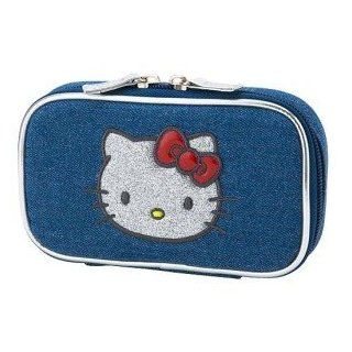 Sanrio Hello Kitty Compact Pouch Case for Nintendo DS Lite/ DSi/ 3DS Video Games