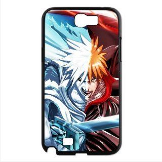 Anime Bleach Cases Accessories for Samsung Galaxy Note 2 N7100 Cell Phones & Accessories