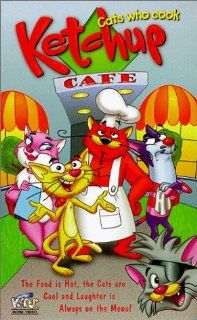 Ketchup Cafe   The Food is Hot, the Cats are Cool and Laughter is Always on the Menu [VHS] Just For Kids Home Video Movies & TV