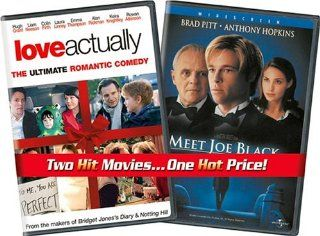 Love Actually/Meet Joe Black Hugh Grant, Martine McCutcheon, Liam Neeson, Laura Linney, Brad Pitt, Anthony Hopkins, Bill Nighy, Gregor Fisher, Rory MacGregor, Colin Firth, Sienna Guillory, Emma Thompson, Martin Brest, Richard Curtis, Alberto Casella, Bo G