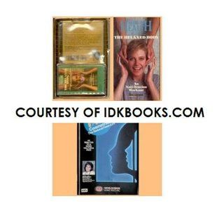 IMPOSSIBLE TO FIND *FACTORY SEALED* 21 YR OLD CASSETTE The Relaxed Body Personal Anti Tension Program For Mental Relaxation By Daniel Goleman & AHM **2 FREE VHS The Relaxed Body Anti Tension Workout + New Faces Cosmetrics The Natural Face Lift Er