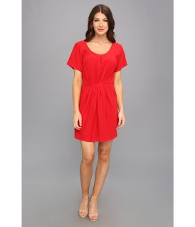 Amanda Uprichard Jenny Dress Womens Dress (Red)