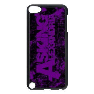 Personalized Styles Heavy Metal Band Asking Alexandria Ipod Touch 5th Protective Hard Plastic Case Cover   Players & Accessories