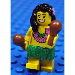 LEGO Minifigure Collection Series 3 LOOSE Mini Figure Hula Dancer Toys & Games