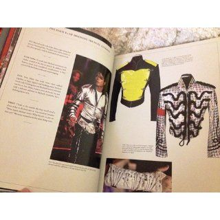 The King of Style Dressing Michael Jackson Michael Bush 9781608871513 Books