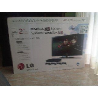 LG 47LW5300 47 Inch 1080p 120Hz Cinema 3D LED LCD HDTV with 3D Blu ray Player and Four Pairs of 3D Glasses Electronics