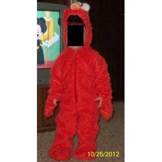 Sesame Street Elmo Plush Infant Costume Clothing