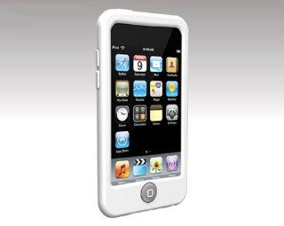 Apple iPod Touch 2nd 3rd Generation iTouch White Soft Silicone SwitchEasy Style Case Cover, 5 Different Colors Available