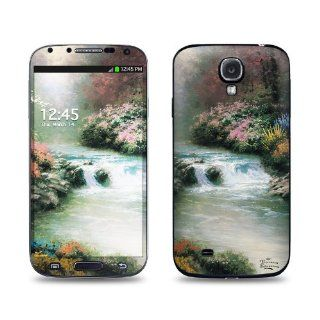 Beside Still Waters Design Protective Decal Skin Sticker (High Gloss Coating) for Samsung Galaxy S4 i9500 Cell Phone Cell Phones & Accessories