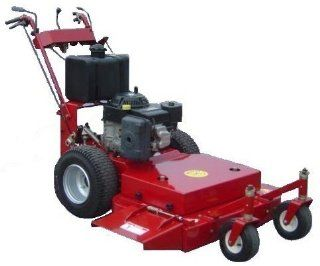 "36"" Bradley Walk Behind Commercial Mower 16HP Kawasaki Electric Start  Riding Mowers  Patio, Lawn & Garden"