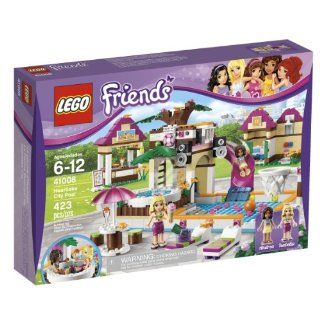 LEGO Friends Heartlake City Pool 41008 Toys & Games