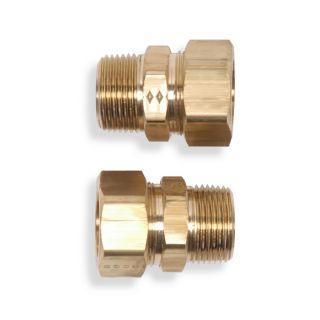 Whirlpool 3/4 Brass Compression Fittings