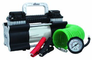 Slime 40026 2X Heavy Duty Direct Drive Tire Inflator Automotive
