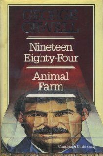 Nineteen Eighty Four / Animal Farm 9780907486558 Literature Books @