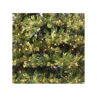 Vickerman Country Pine 7.5 Green Slim Pine Artificial Christmas Tree