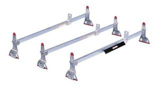 Knaack 213 Weather Guard Aluminum Three Cross Member Van Ladder Rack