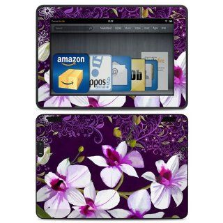 "Kindle Fire HDX 7"" Decal/Skin Kit, Violet Worlds Kindle Store"