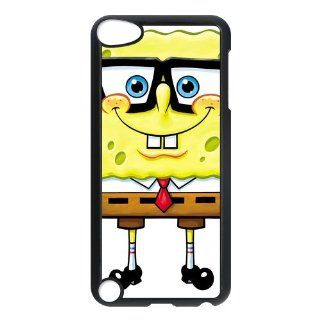 Personalized Music Case SpongeBob SquarePants iPod Touch 5th Case Durable Plastic Hard Case for Ipod Touch 5th Generation IT5SS81   Players & Accessories