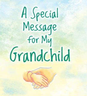 Blue Mountain Arts A Special Message for My Grandchild Little Keepsake Book (KB242)  Printer And Copier Paper