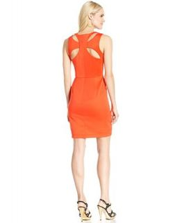 Jessica Simpson Sleeveless Cutout Sheath Dress   Dresses   Women