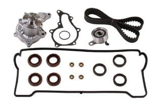 Evergreen TBK236VCT Toyota 4AFE Timing Belt Kit w/ Valve Cover & Water Pump Automotive