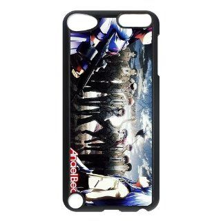 Angel Beats Hard Plastic Back Cover Case for ipod touch 5 Cell Phones & Accessories