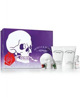 Ed Hardy Skulls & Roses for Women Gift Set      Beauty