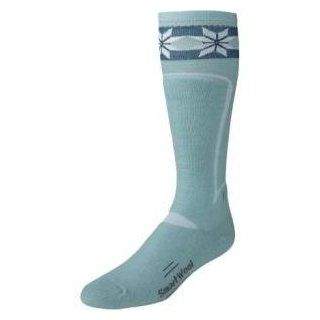 SmartWool Light Skiing Sock   Women's  Athletic Socks  Sports & Outdoors