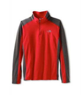 Under Armour Kids Boys Armour Fleece Storm Big Logo Pullover Hoodie Big Kids Black Red White