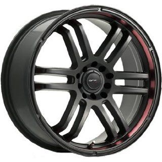 Drifz FX 16x7 Black Wheel / Rim 5x100 & 5x4.5 with a 42mm Offset and a 73.00 Hub Bore. Partnumber 207B 6701842 Automotive