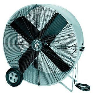 "48"" Belt Drive Portable Blower   Floor Fans"