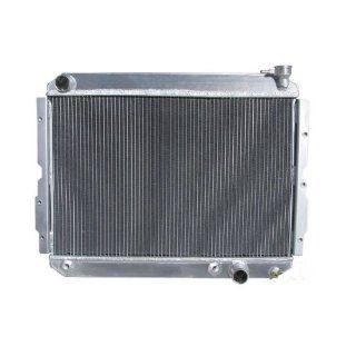 Champion CoolIng Systems, CC1213, 3 Row All Aluminum Replacement Radiator for Toyota Land Cruiser Automotive