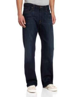 Lucky Brand Men's 181 Relaxed Straight Jean in Renner at  Men�s Clothing store