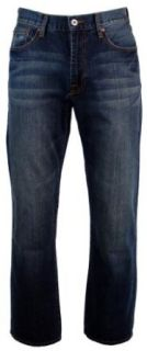 Lucky Brand Men's 181 Relaxed Fit Straight Leg Jeans   32W x 30L at  Men�s Clothing store