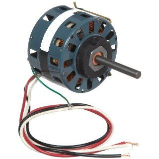 "Fasco D178 5"" Frame Open Ventilated Shaded Pole Direct Drive Blower Motor with Sleeve Bearing, 1/8 1/11HP, 1050rpm, 115V, 60Hz, 4.5 3.4 amps Electronic Component Motors"