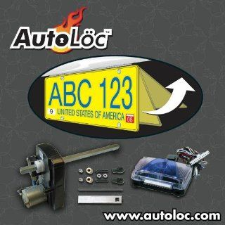 AUTOLOC # 12634 FRONT LICENSE PLATE Automotive