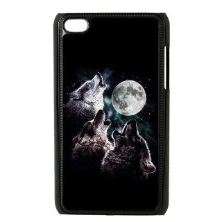 Three Wolf Moon Apple iPod Touch 4th Generation/4th Gen/4G/4 Case Cell Phones & Accessories